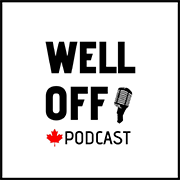 Well Off Podcast logo